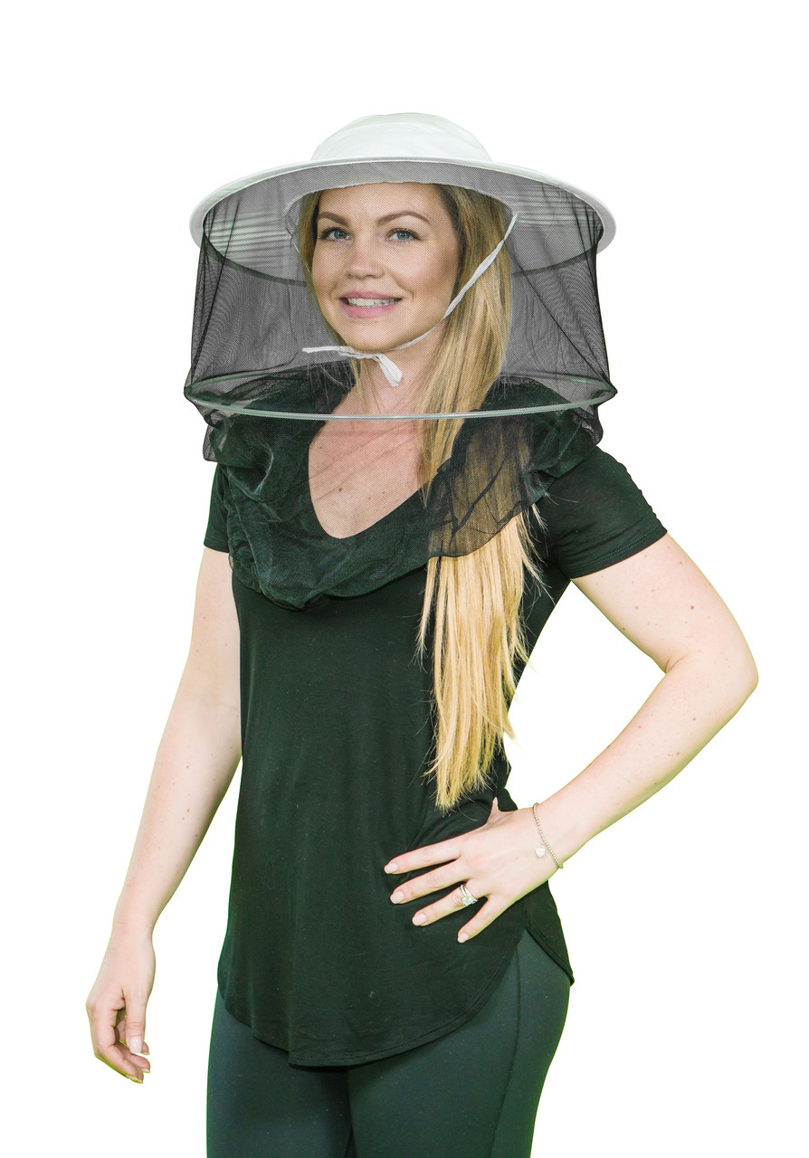Square Folding Veil with Elastic Image